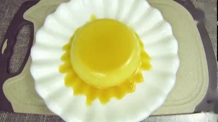 1盒牛奶_2个蛋黄_教你做冰凉可口的焦糖布丁_做法简单_超好吃_