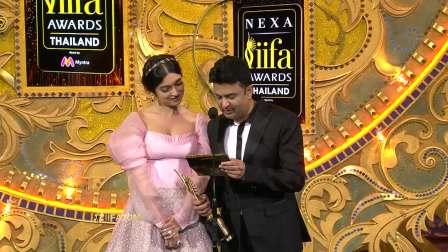 印度国际电影学会奖IIFA Awards 2018 (Part 1)Hindi