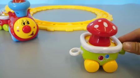 最新托马斯动画片 托马斯小火车和他的好朋友玩具大全09