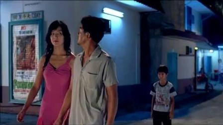 《父子》为约会美女林熙蕾,郭富城打发儿子独自一人看电影