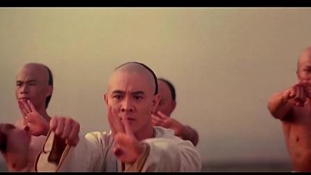 《黄飞鸿》李连杰带领众激昂男儿,海边起武热血沸腾斗自强