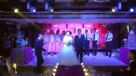 王晓冬 许娜婚礼视频下集