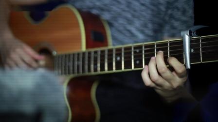 玲二吉他弹唱处女作: 滴答【荞钒吉他音乐汇】