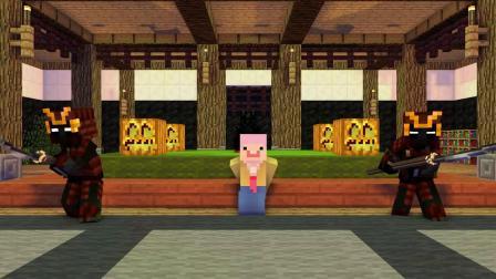 我的世界动画-城堡潜入-Skymint