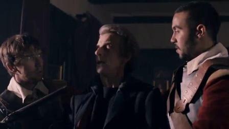 神秘博士 第九季 博士被误会是强盗掏勋章自证身份 到头来还是金钱管用