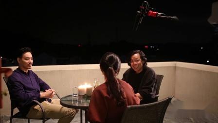 """再见王沥川拍摄花絮之""""偷偷摸摸""""的沥秋夫妇"""