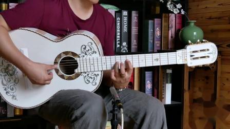 寻梦环游记coco x cordoba collection限量版 吉他评测
