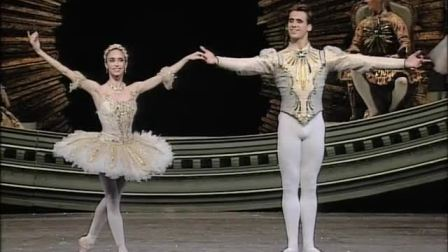 睡美人 Viviana Durante主演 英国皇家芭蕾舞团1994