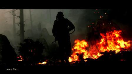 【战争巨作极限画质】人类必须结束战争,否则战争结束人类#使命召唤##战地1##变形金刚#