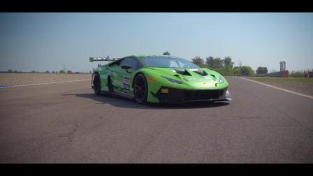 Lamborghini Huracán GT3 EVO,引燃赛道基因