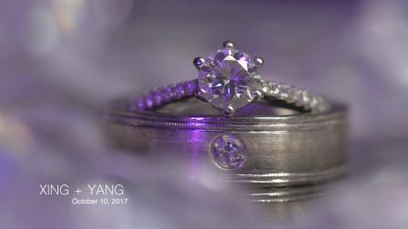 几何电影|XING and YANG 婚礼