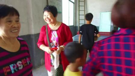 刘美英女士七十寿诞庆典电视专辑(江帆摄)