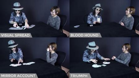 Takumi Takahashi Teaches Card Magic