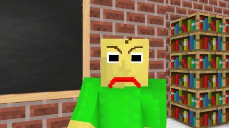 我的世界动画-巴迪遭挑战-VT Minecraft Animation