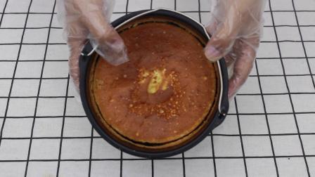 空气炸锅版海绵蛋糕