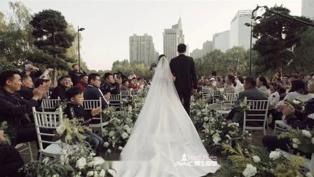 ColorDream婚礼美学影像洲际酒店户外婚礼快剪