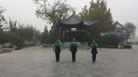 天津七姐妹广场舞---真心爱你