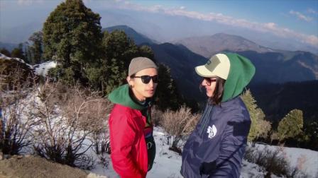 🇮🇳 #12 - 喜馬拉雅山脈下的雪 (20181106)