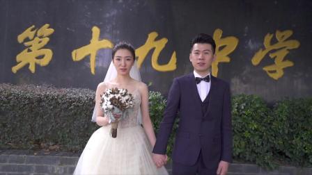 2018.11.19 MR.JI+MRS.CHEN婚礼快剪