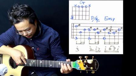 指弹吉他独奏【爱的故事 上集】