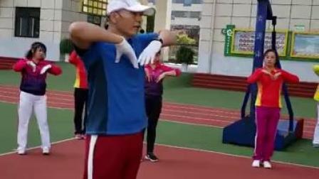训练现场总教练详解梦十四第五节三步运动(1)