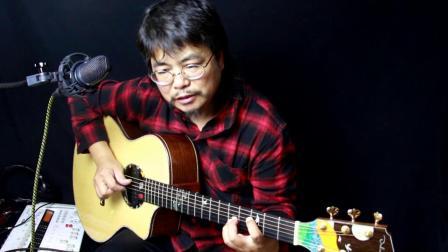 【盗将行】阿涛吉他指弹高清谱