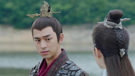 仲天与奉剑比赛骑马,奉剑询问其心意再被拒绝