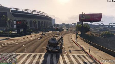 比利《GTA5》初体验角斗场斗殴