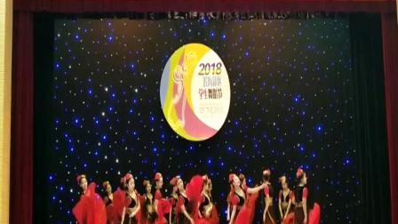 舞蹈《花儿为什么这样红》塘沽滨海中学舞蹈队