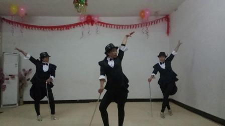 基督教舞蹈(做与不做)夹沟镇辛丰舞蹈团原创