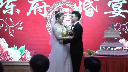 12月23日陈余番禺婚礼全天视频