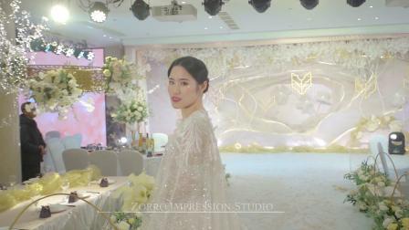 【佐罗印象】2019.1.1 ZHANGLE&JITINGTING 婚礼快剪