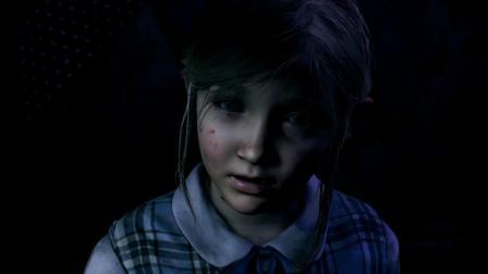 PS4《生化危机2重制版》克莱尔对战暴君