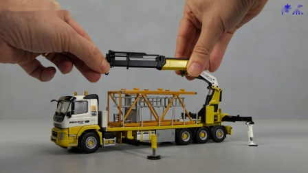 WSI Volvo FMX Mediaco by Cranes Etc TV