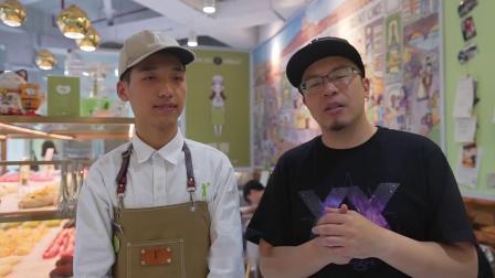 广州有一个无声蛋糕店的服务员都是聋人 但吸引我来的 却是这儿过硬的出品 【品城记】