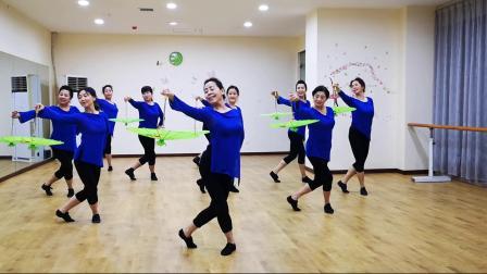 西安董英舞蹈:油纸伞    20190125