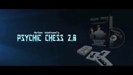 Psychic Chess 2.0 by Brian Watson