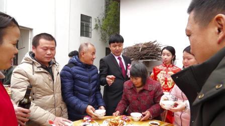 于都县 梓山镇 罗易屋 易智明&肖 松 婚礼视频