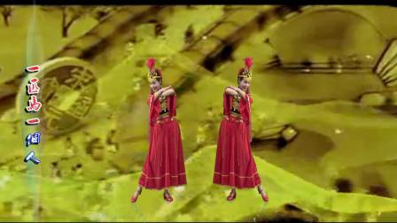 丝绸之路 维族风格舞蹈