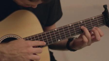 巴西指弹吉他手Daniel Padim - A Million Dreams