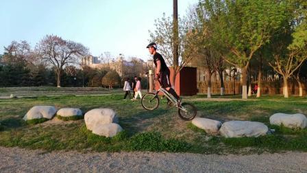 LWJ板牙师兄-2019-攀爬自行车.Training.(4)