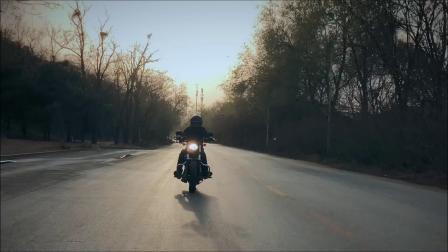 骑哈雷48的日子