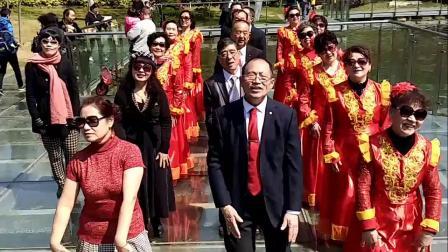 天使之家幸福乐团樱花节演出活动纪实