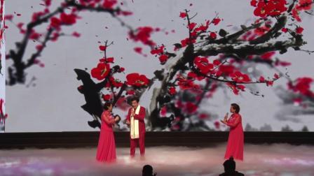 """诗朗诵:卜算子【咏梅】-通州区文化和旅游局""""2019清明诗会"""""""