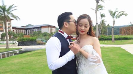 婚礼主持人文浩2019年样片作品《往后余生  不再错过》