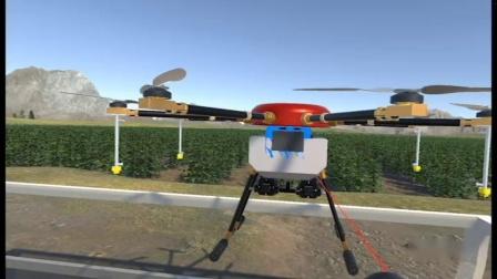 无人机植保作业实训视频