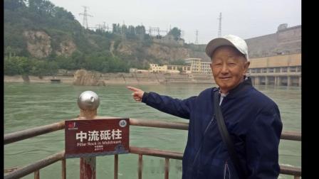 """19.04.28""""一家人""""16位自助游 游览黄河三门峡大坝"""