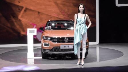 深港澳國際車展 2019 一汽大眾 車展美模