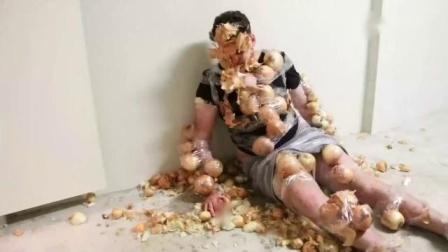 鸡蛋狂魔-如何切洋葱不流泪