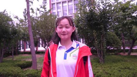 临朐东城双语学校2019届毕业生留念
